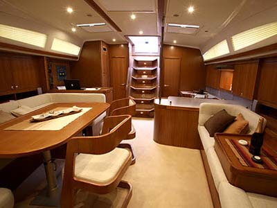 inside Elan Impression 514 Maxi