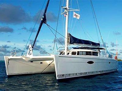 location bateau Eleuthera 60