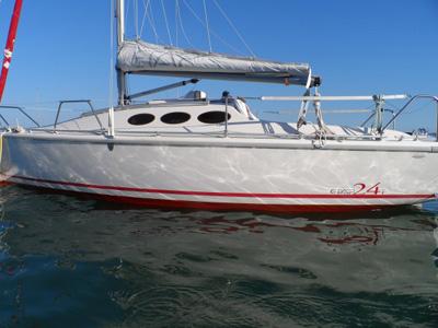 location bateau Etap 24i