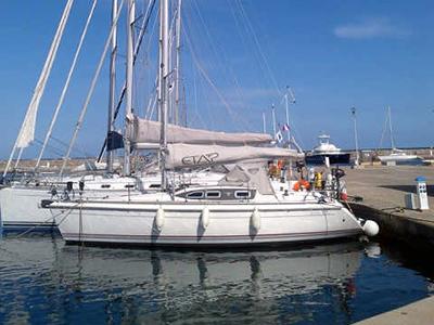 location bateau Etap 32s