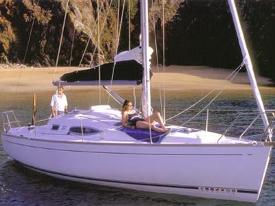 Location bateau  Feeling 30 DI