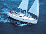 location bateau Feeling 32 DI