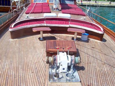 location bateau Felton I