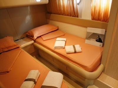 intérieur Ferretti 460