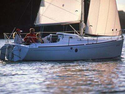 location bateau First 211