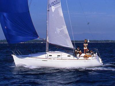 location bateau First 31.7