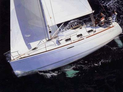 location bateau First 33.7