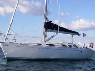 Location bateau  First 38s5
