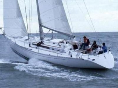 location bateau First 456