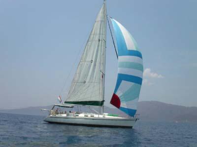 location bateau First 45f5