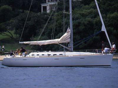 location bateau First 47.7