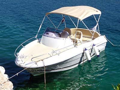 location bateau Flyer 550 Sun Deck