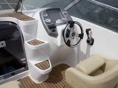location bateau Flyer 650 Open