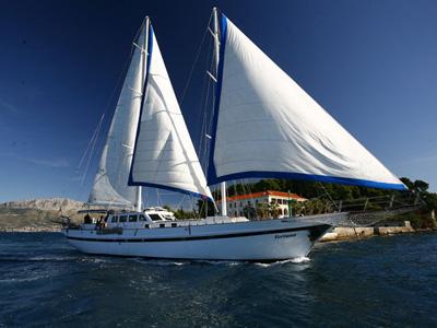 location bateau Fortuna