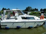 location bateau Fred 700