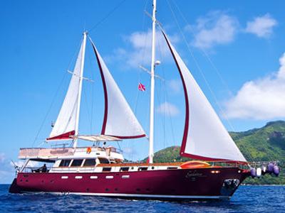 location bateau Galatea