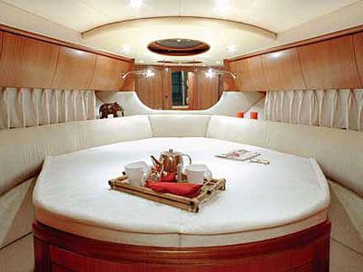interno Galeon 390 Fly