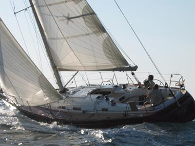 location bateau Genesi 43