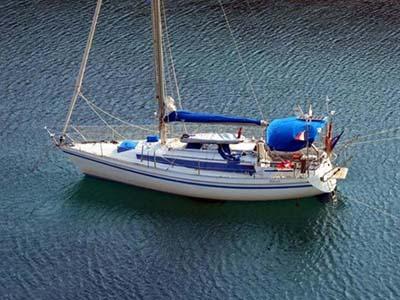 location bateau Gib Sea 116