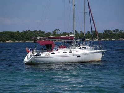 location bateau Gib Sea 33