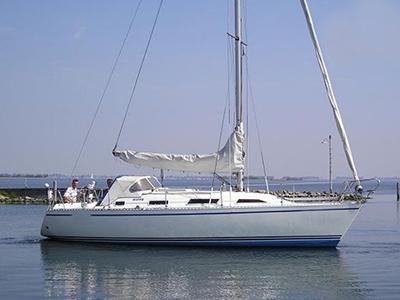 location bateau Gib Sea 352