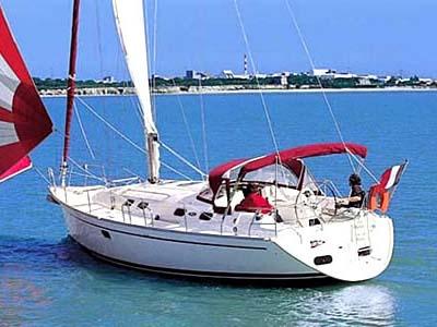 location bateau Gib Sea 41
