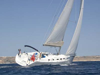 Location bateau  Gib Sea 43