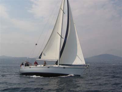 location bateau Gib Sea 444