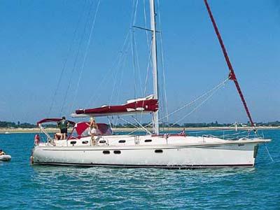 location bateau Gib Sea 51
