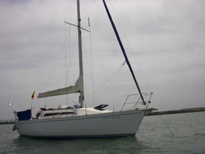 location bateau Gib Sea 92
