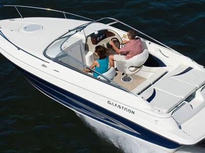 location bateau Glastron GS 219