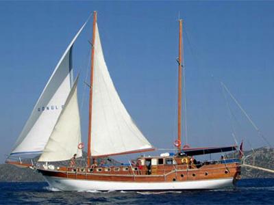 location bateau Gonul 6