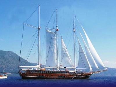 location bateau Grand Admiral