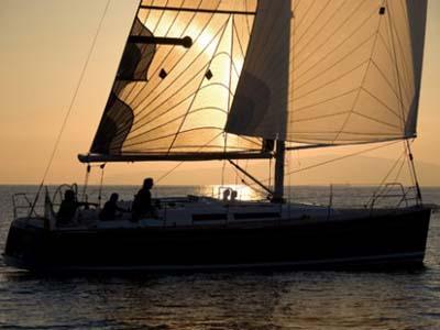 location bateau Grand Soleil 37