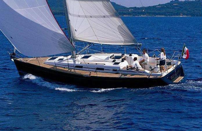 location bateau Grand Soleil 40