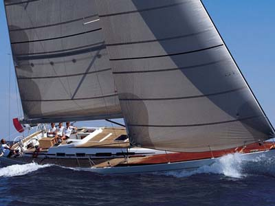 location bateau Grand Soleil 56