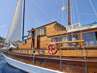 Location bateau  Guletta