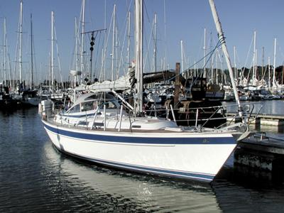 location bateau Hallberg Rassy 36