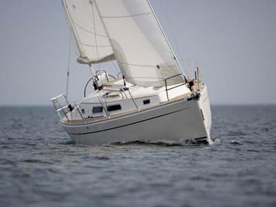 Location bateau  Hanse 315
