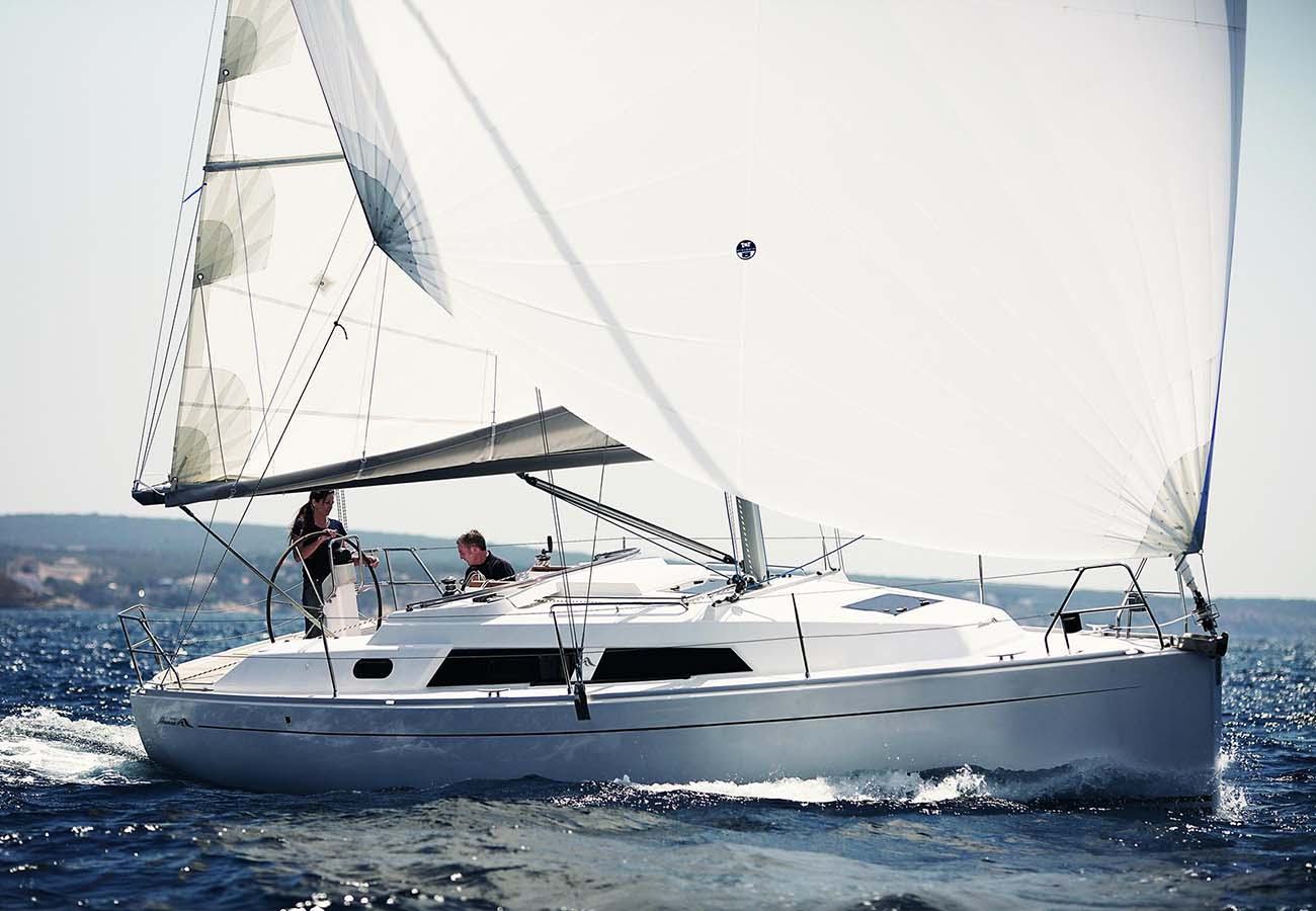 location bateau Hanse 320