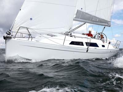 Location bateau  Hanse 325