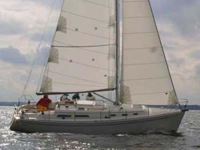location bateau Hanse 341