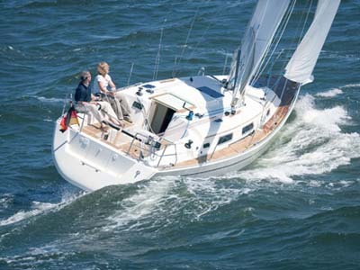 location bateau Hanse 342