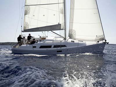 location bateau Hanse 350