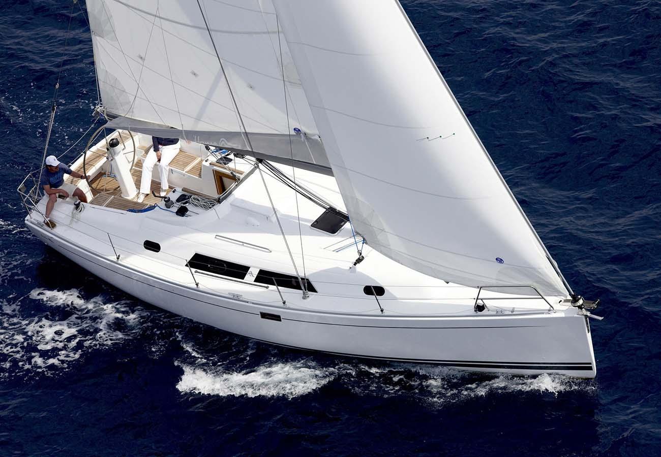 location bateau Hanse 370