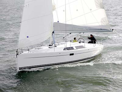 location bateau Hanse 375