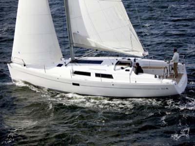 Location bateau  Hanse 400