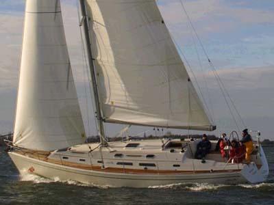 location bateau Hanse 411