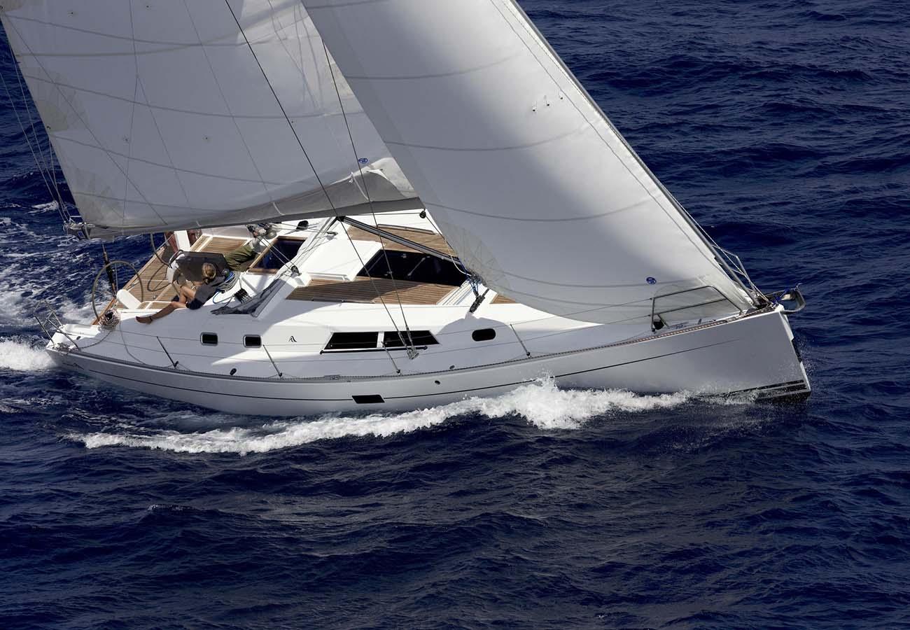 location bateau Hanse 430