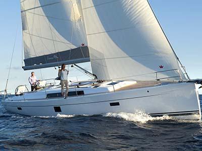 location bateau Hanse 445